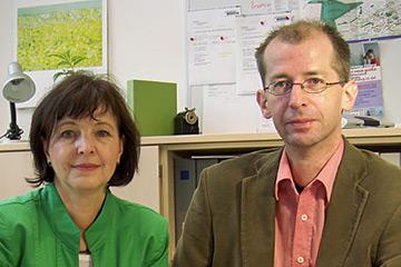Dipl. Volkswirt Annette Schmidt & Ing.Ökonom sowie Geprüfter Arbeitsplatzexperte Dirk Schneider